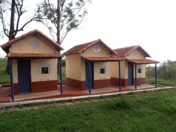 Revitalizado, o parque Três Meninas recebe projeto com duas mil crianças